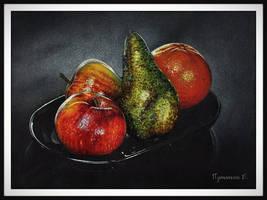 fruit by PutyatinaEkaterina