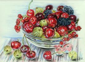 Berries by PutyatinaEkaterina