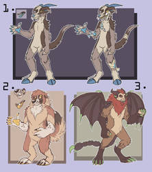 [OPEN 2/3] Anthro Adopts For Sale by THAX-3915