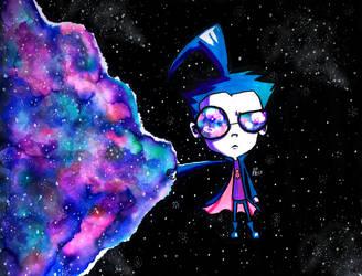 Galaxy Dib by Conejita-Ginny