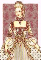 Marie Antoinette by Velven