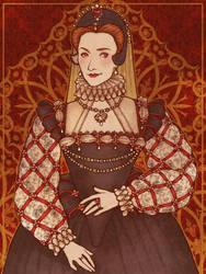 Elizabeta Von Lahmia by Velven