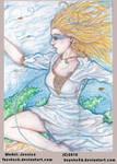 Wind (ACEO) by Keyshe54