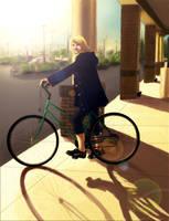 Sweet Ride by OlgaAndreyeva