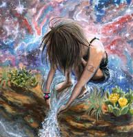 Drink the Sea by OlgaAndreyeva