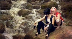 -Sasuke and Sakura 15- by S-0-N-N-E