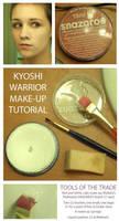 Kyoshi Warrior Tutorial Part 1 by dangerousladies