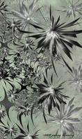 Subtle Floral by pannyhb