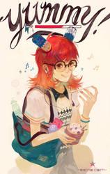 Yummy by CuoZ