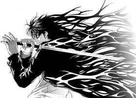Hijikata Mamoru by Final-Roxas13
