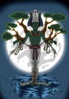 The Gods - Osiris by MadFretsy