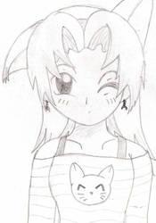 Yukino neko mimi :D by Yukino-Asakura