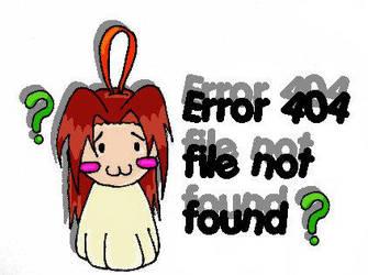 Error 404 File not found by Yukino-Asakura