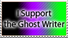 The Ghost Writer Stamp by DP-Stamps