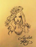Lana Del Rey by LaDauty