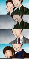 X-Men FC: Reason to Smile by ozamham
