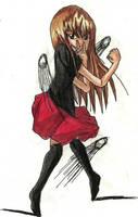 Megumi Amatsuka by Scryied