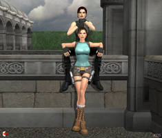 121212_Lara+Doppie_armed_and_dangerous by McGaston