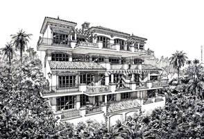 Villa 1 by Manu05