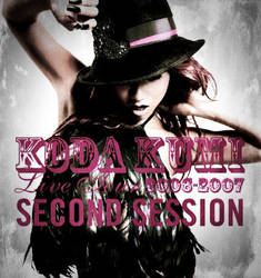 LIVE TOUR 2006~2007 ~second session~ fanmade cover by sachiko2189