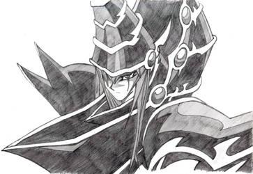 Yu-Gi-Oh - Dark Paladin by Twilight-Paladin