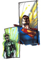 supes, gl by acenriquez