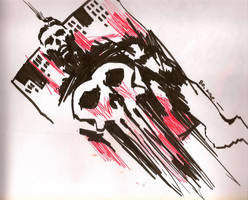 punisher by acenriquez