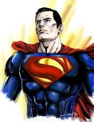 #dccomics #superman #batmanvsuperman by acenriquez