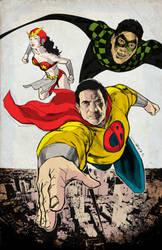 The Mars Ravelo Trinity by acenriquez