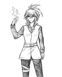 Sketch#231 by ReiyuuSama