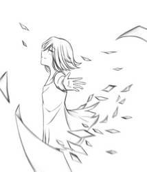 Sketch#284 To me by ReiyuuSama
