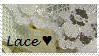 Lace Love Stamp by KTEnsley