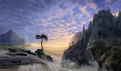 Paradise Lost by Lareth