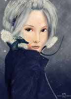 Winter Blossom by hsadda