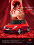 Ad 2: suzuki swift ad by hsadda