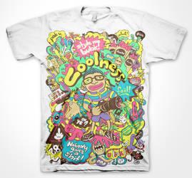 T-shirt 19 by sidrocks