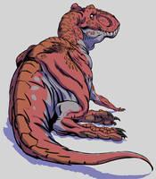 Fugly Rex by Corysaur