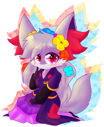 Whitney {Art Fight} by LittleMoon-Chan