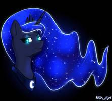 Princess Luna by KiraSunnight