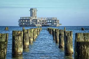 Seagull Fortress by szydlak