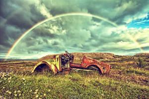 Somewhere Under the Rainbow by szydlak