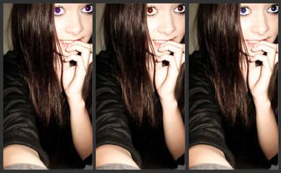Eye Colour by RMelnikas