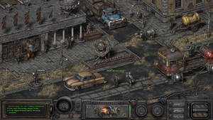 Fallout: USSR, part 2 by Red888guns