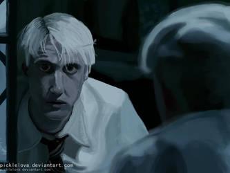 Draco's Desperation by picklelova