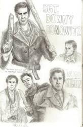Inglourious Sketchbook by picklelova