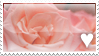 Roses stamp by wrolin