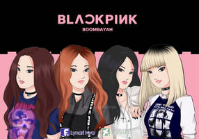 BLACKPINK - BOOMBAYAH by Lynari44