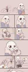 .Annoying Dog: Page 24.+ by ShyBlackSheep