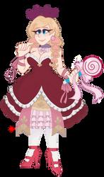 Princess Apricot (NLKS Redesign) by Kokomo-Pine