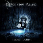 Black Stars Falling - Irrwish Lights by Suvelis
